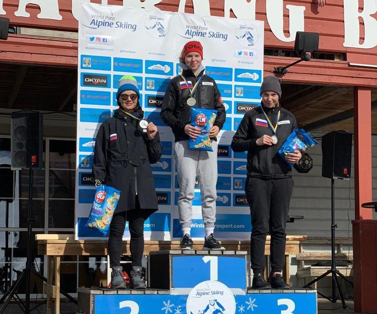 Иван Францев и Варвара Ворончихина стали абсолютными чемпионами финального этапа Кубка Европы по горнолыжному спорту лиц с ПОДА и нарушением зрения в Швеции