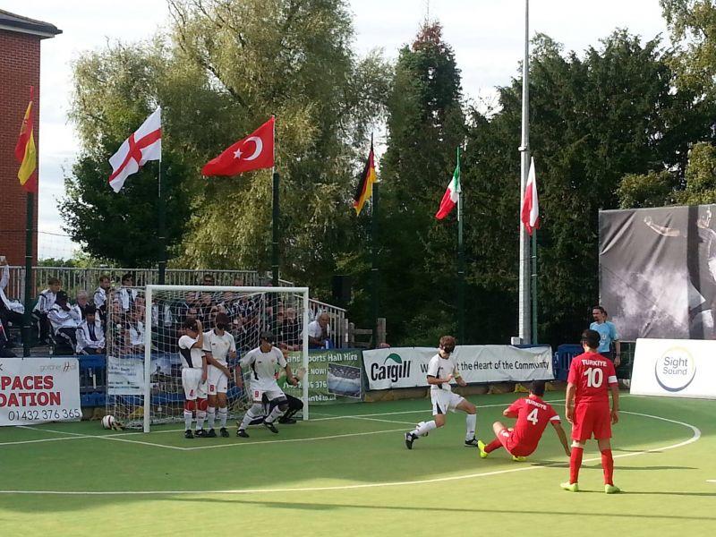Сборная команда России по мини-футболу 5х5 (класс В1 – тотально слепые) примет участие в чемпионате Европы в Германии