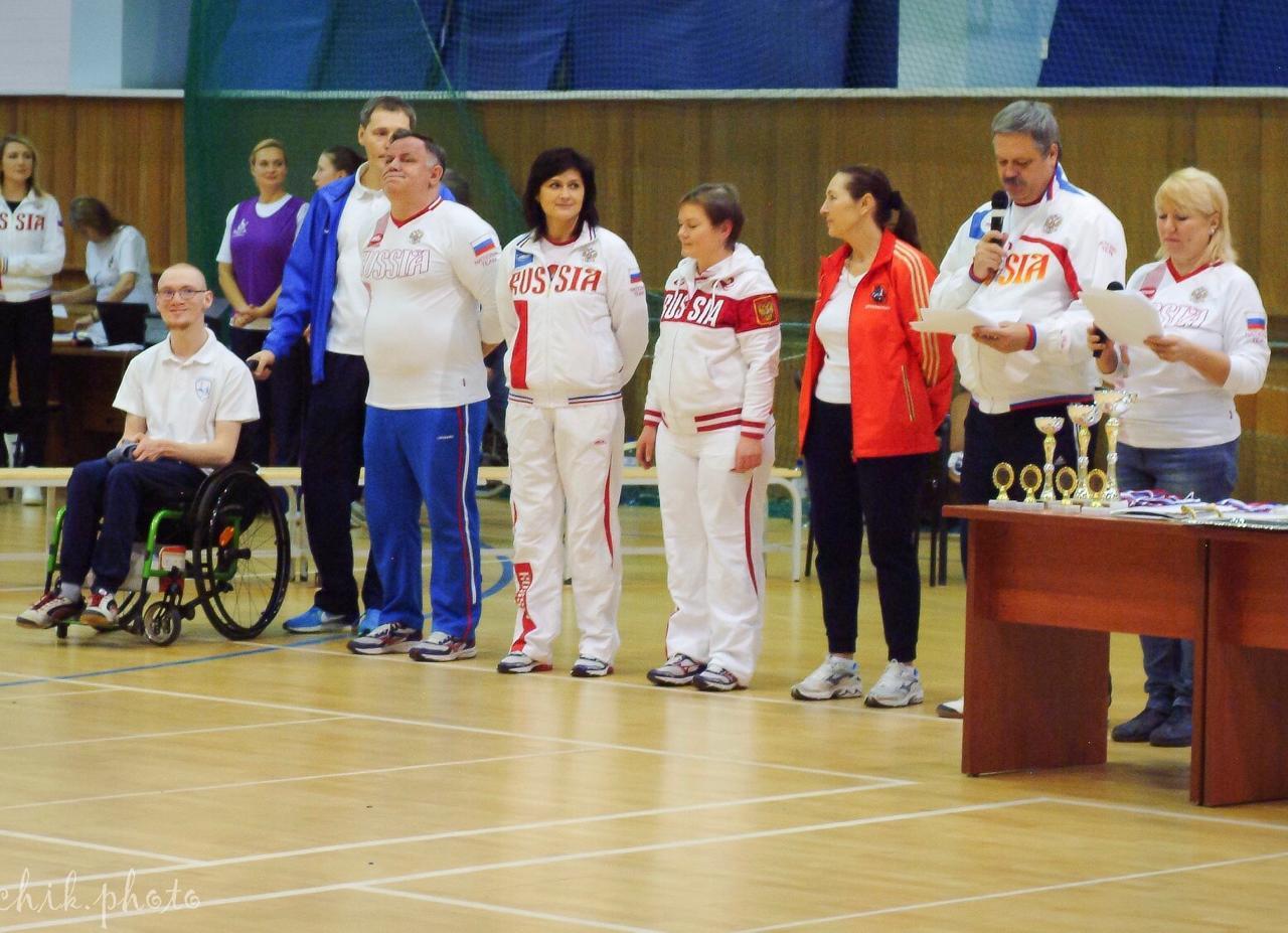 В Тульской области на РУТБ «ОКА» завершился финальный этап Кубка России по бочча