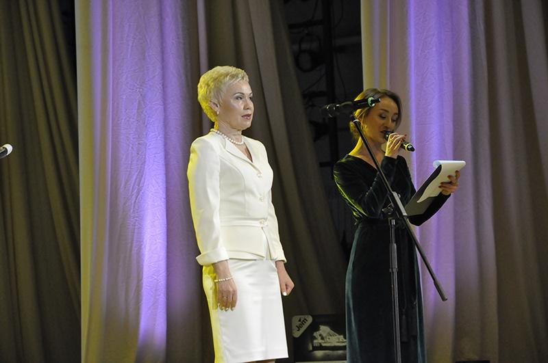 Вице-президент ПКР, 13-кратная чемпионка Паралимпийских игр Р.А. Баталова в г.Уфе (Республика Башкортостан) провела церемонию вручения премии «Молодость нации»