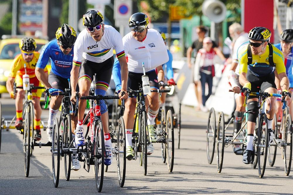 4 российских спортсмена примут участие в заключительном этапе Кубка мира по велоспорту среди лиц с ПОДА в Канаде