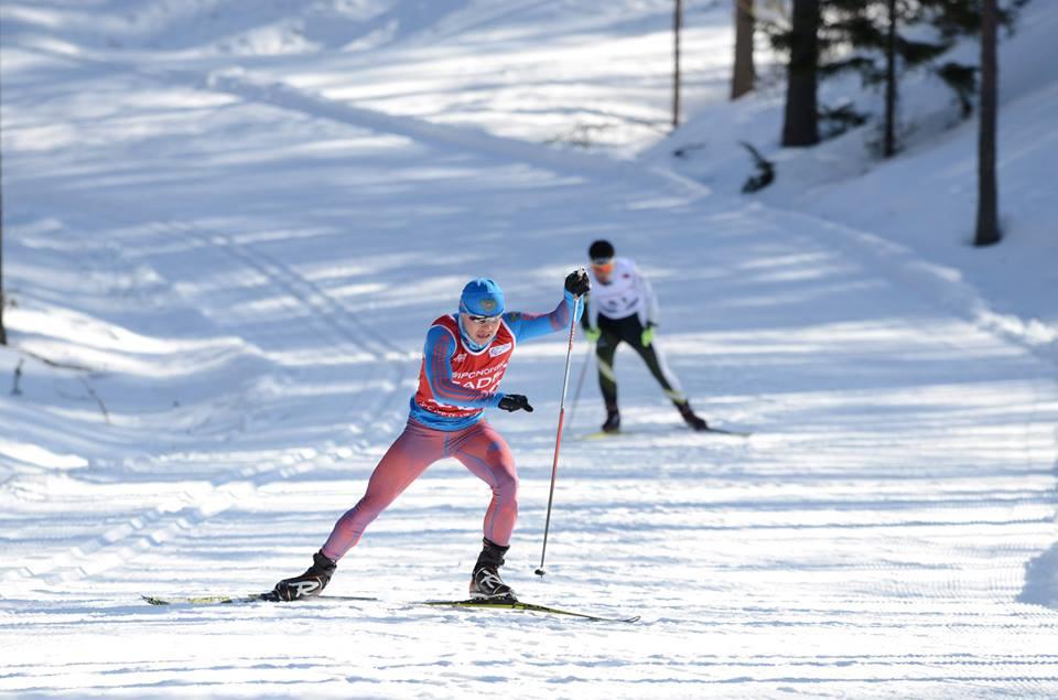 Российские лыжники Михалина Лысова, Анна Миленина и Иван Голубков одержали победы на заключительном этапе Кубка мира IPC в Финляндии