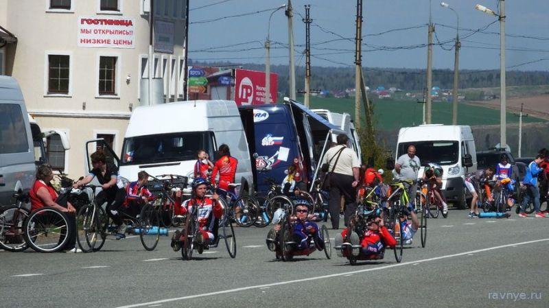 Определены победители чемпионата России по велоспорту-шоссе спорта лиц с ПОДА