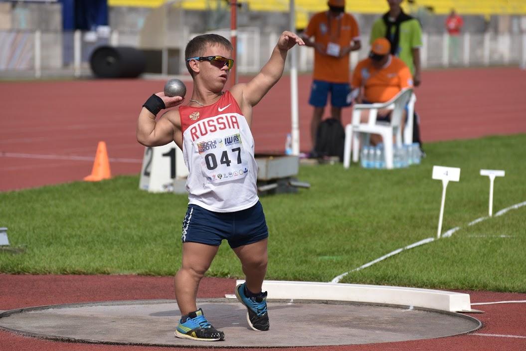 14 новых рекордов России было установлено на Всероссийских соревнованиях по легкой атлетике спорта лиц с ПОДА в Сочи
