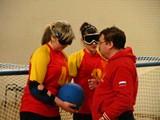Женская молодежная команда России по голболу заняла первое место на первенстве мира в США