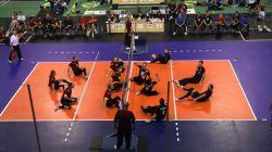 Мужская сборная команда России по волейболу сидя завоевала серебряные медали на международных соревнованиях в Иране