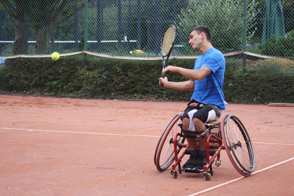 В Бельгии завершились международные соревнования по теннису на колясках