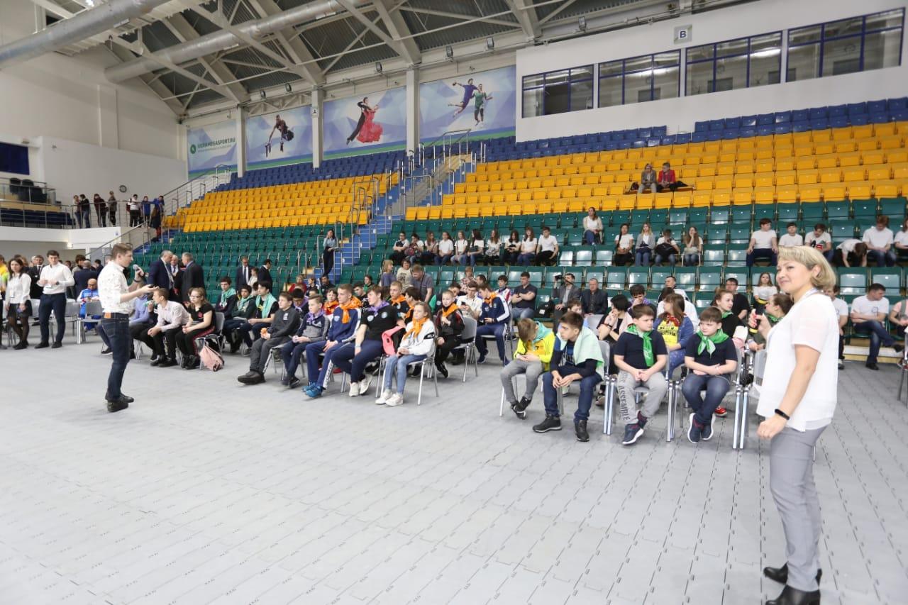 В г. Ханты-Мансийске состоялся Антидопинговый Образовательный семинар для детей из муниципальных образований Югры