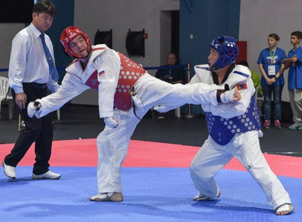 Российские паратхэквондисты выиграли 6 золотых медалей и победили в командном зачете на  чемпионате Европы в Польше