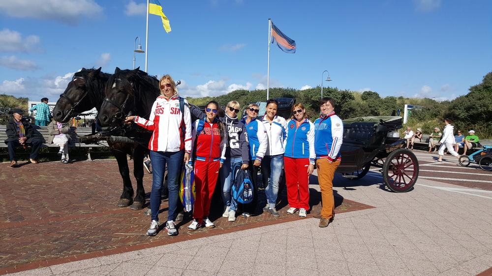 Сборная команда России по конному спорту лиц с ПОДА примет участие в международных соревнованиях во Франции