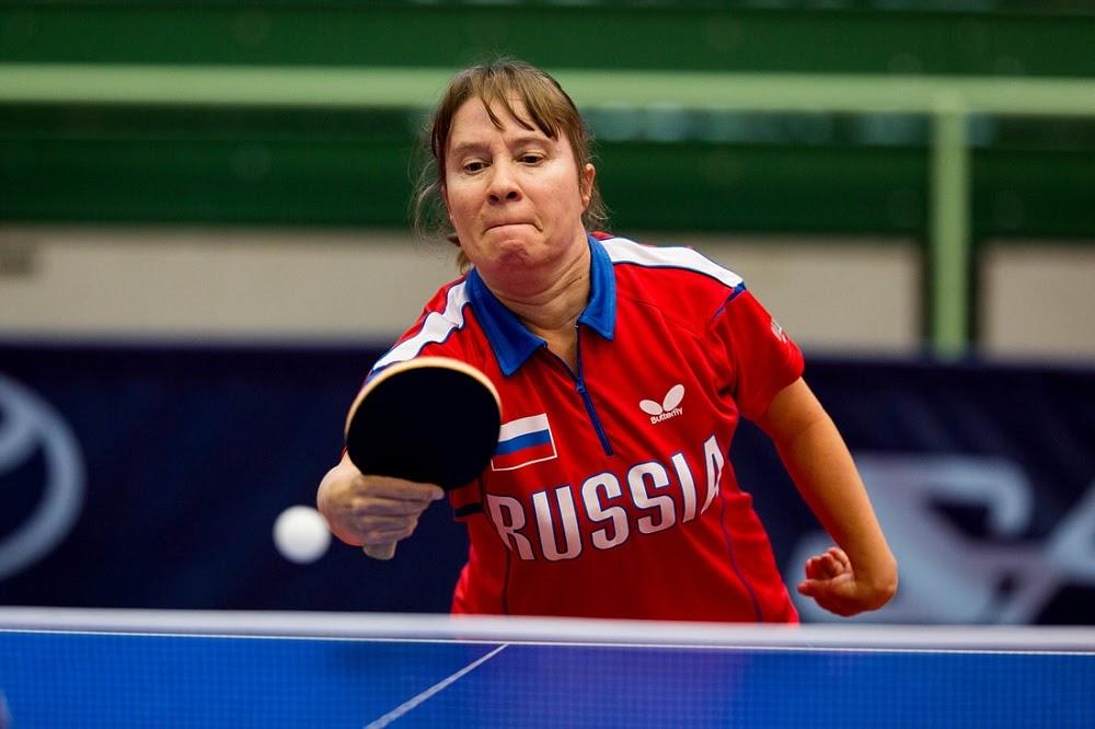 6 российских спортсменов примут участие в международных соревнованиях по настольному теннису спорта лиц с ПОДА и ИН в Польше
