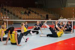 Российские волейболистки пробились в полуфинал чемпионата Европы в Словении