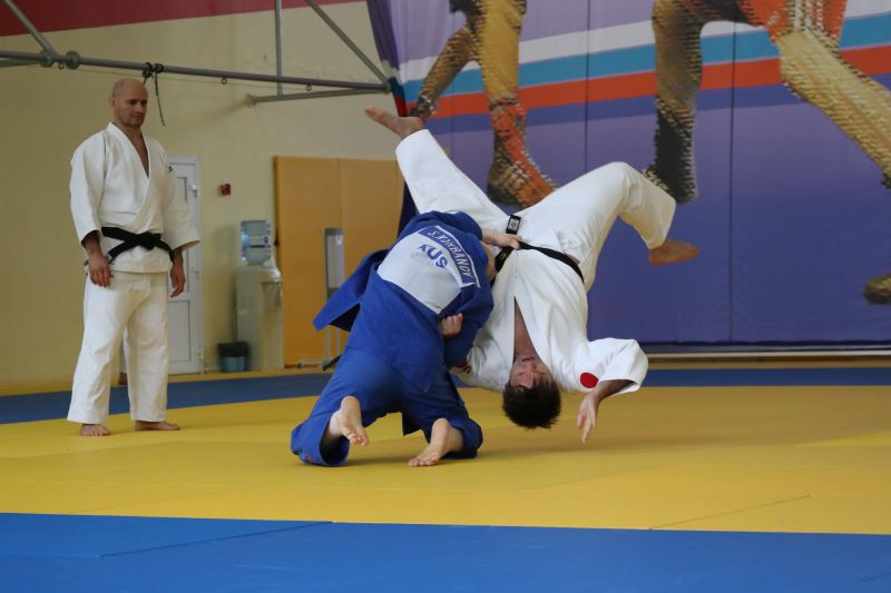 Спортсмены из 12 регионов страны стали победителями первенства России по дзюдо спорта слепых в Саранске