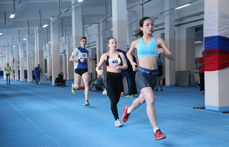В г. Дзержинске состоялся первый этап Кубка России по паратриатлону