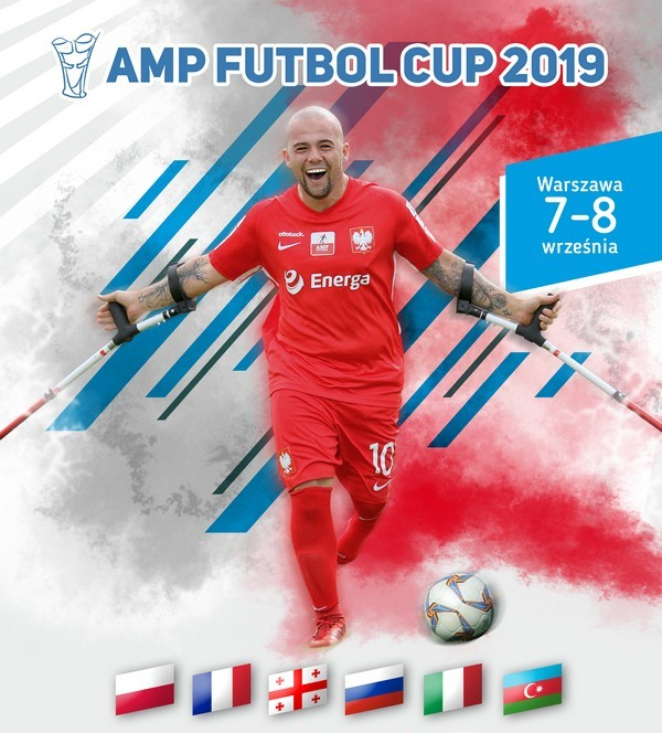 Сборная команда России по футболу ампутантов примет участие в международном турнире «Amp Futbol Cup -2019»