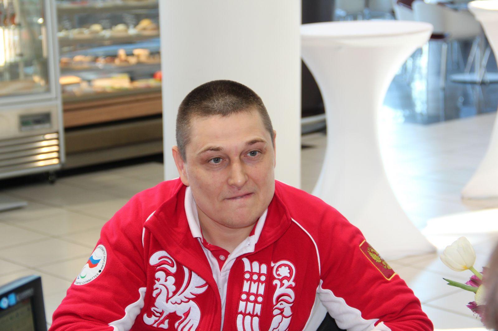 Послы паралимпийского спорта. Вадим Селюкин