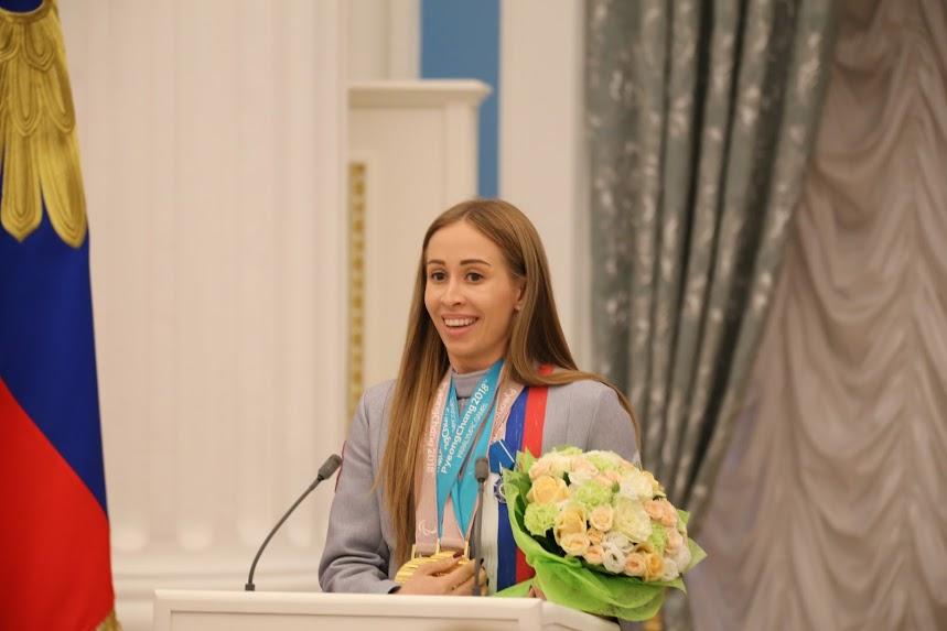 В Нижнем Тагиле «Центру адаптивного спорта» присвоили имя чемпионки Паралимпийских игр Михалины Лысовой