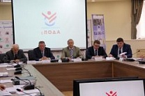 Joint meeting of Russian Paralympic Committee's Committee of International cooperation and Athletes' Commission took place in a conference-hall of RPC's Executive Board