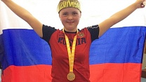 #trainingtogether with the European champion in Para Table Tennis among Athletes with Down Syndrome Leysan Zaripova