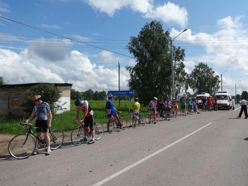 Чемпионат и первенство России по велоспорту-шоссе среди ЛИН пройдет в Костроме