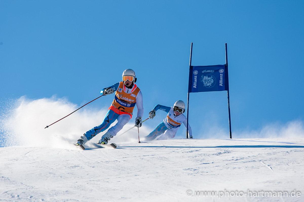 C 24 по 27 февраля 2014 года cборная команда России по горнолыжному спорту лиц с поражением опорно-двигательного аппарата и нарушением зрения завоевала 5 золотых, 2 серебряных и 1 бронзовую медали на финальном этапе Кубка мира, который прошел в г.Тарвисио