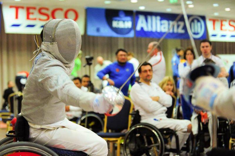 Российские спортсмены примут участие в Кубке мира по фехтованию на колясках в Венгрии