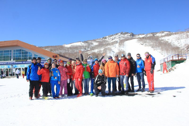 Александра Францева стала абсолютной чемпионкой России по горнолыжному спорту среди лиц с нарушением зрения