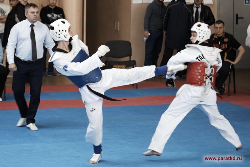 16 российских спортсменов примут участие в открытом чемпионате Азии по паратхэквондо в Корее