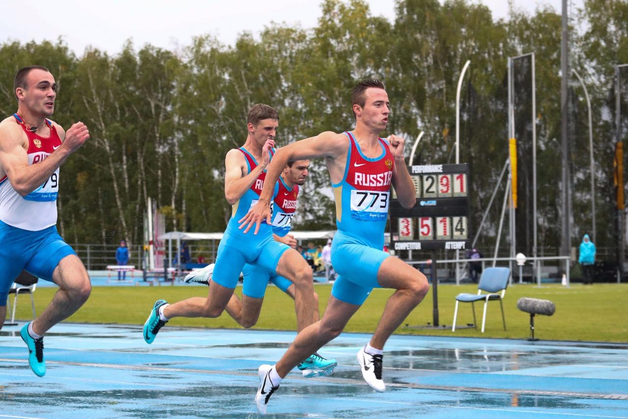 Сильнейшие спортсмены страны поведут борьбу за медали чемпионата России по легкой атлетике спорта лиц с ПОДА в Челябинске