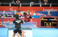На Открытом чемпионате Румынии в г. Клуже сборная команда России по настольному теннису спорта лиц с ПОДА завоевала 3 золотые, 2 серебряные и 1 бронзовую медали