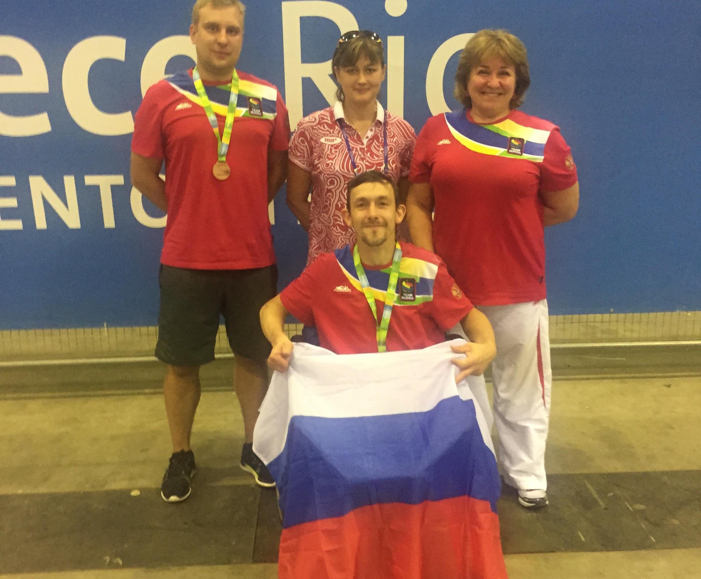 Российские спортсмены в Китае поспорят за награды чемпионата мира по бочча и путевки на Паралимпийские игры