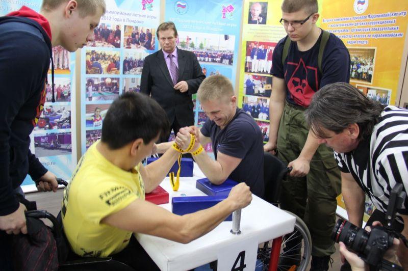 Чемпионат и первенство России по армспорту среди лиц с ПОДА пройдут с 9 по 11 февраля в спортивном зале офиса ПКР