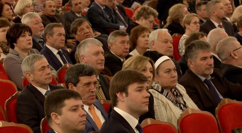 П.А. Рожков в г. Москве принял участие во втором заседании Генерального Совета Федерации Независимых Профсоюзов России под руководством М.В. Шмакова