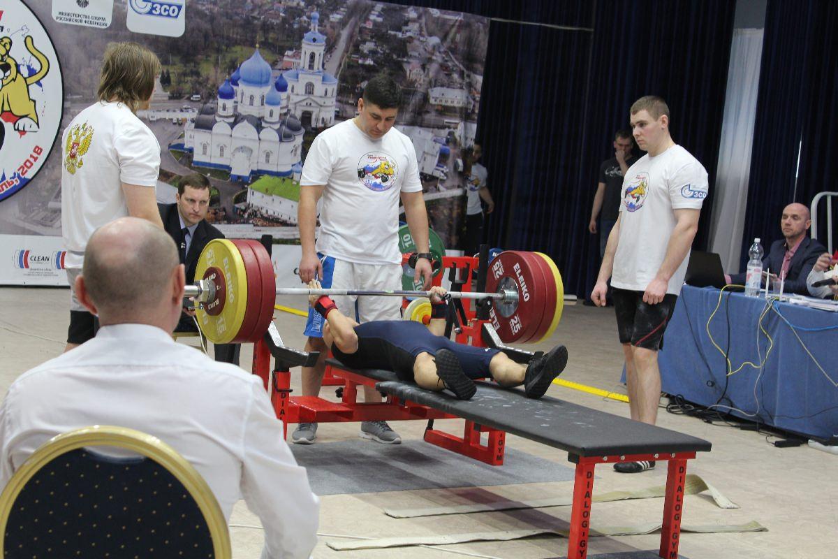 Сборная команда России по пауэрлифтингу спорта лиц с ПОДА примет участие в международных соревнованиях в Словакии