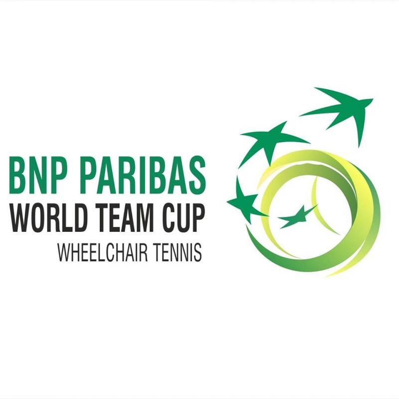 Юниорская сборная команда России по теннису на колясках вышла в полуфинал чемпионата и первенства мира