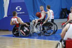 Второй круг чемпионата России по баскетболу на колясках открылся в Алексине