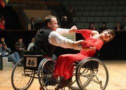 Турнир по танцам на колясках в Тайване станет серьезной проверкой сборной перед Кубком мира в России