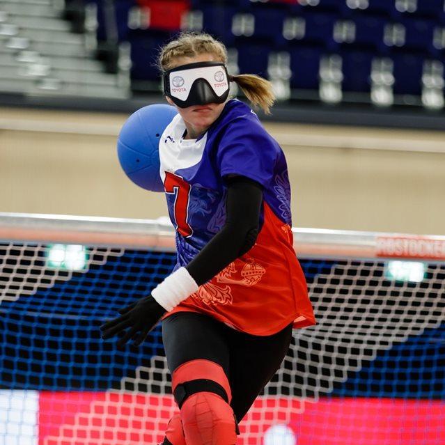 Сборная команда России по голболу спорта слепых заняла 5 место на чемпионате Европы в Германии