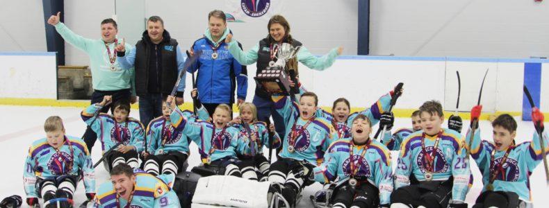 Юные российские следж-хоккеисты стали победителями международного турнира Cruisers cup-2018 в Канаде
