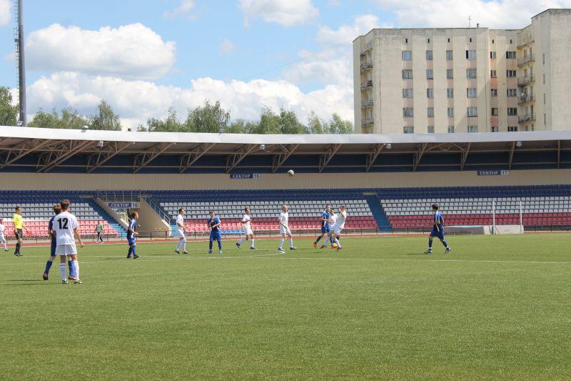 Семь команд в Йошкар-Оле поспорят за звание чемпиона России по футболу спорта ЛИН