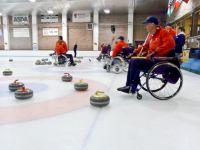 Сборная команда России по керлингу на колясках выиграла международный турнир в Великобритании