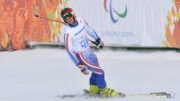 В Сербии завершились международные соревнования по горнолыжному спорту лиц с ПОДА и нарушением зрения