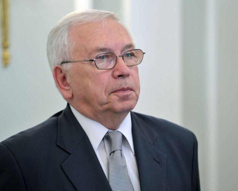 В.П. Лукин вступил в должность члена Совета Федерации Федерального Собрания РФ от Тверской области