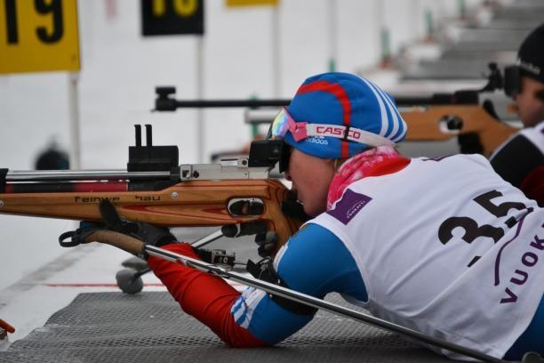 Паралимпийская сборная команда России по лыжным гонкам и биатлону успешно  выступила на первом этапе Кубка  мира в Финляндии