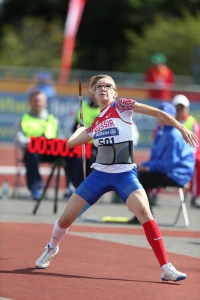 Сборная команда России завоевала 21 медалей в 3 день чемпионата Европы по легкой атлетике спорта лиц с ПОДА, спорта слепых и спорта лиц с  интеллектуальными нарушениями