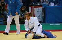 Сборная команда России по дзюдо спорта слепых завоевала 5 золотых, 6 серебряных и 6 бронзовых медалей на чемпионате Европы в Венгрии