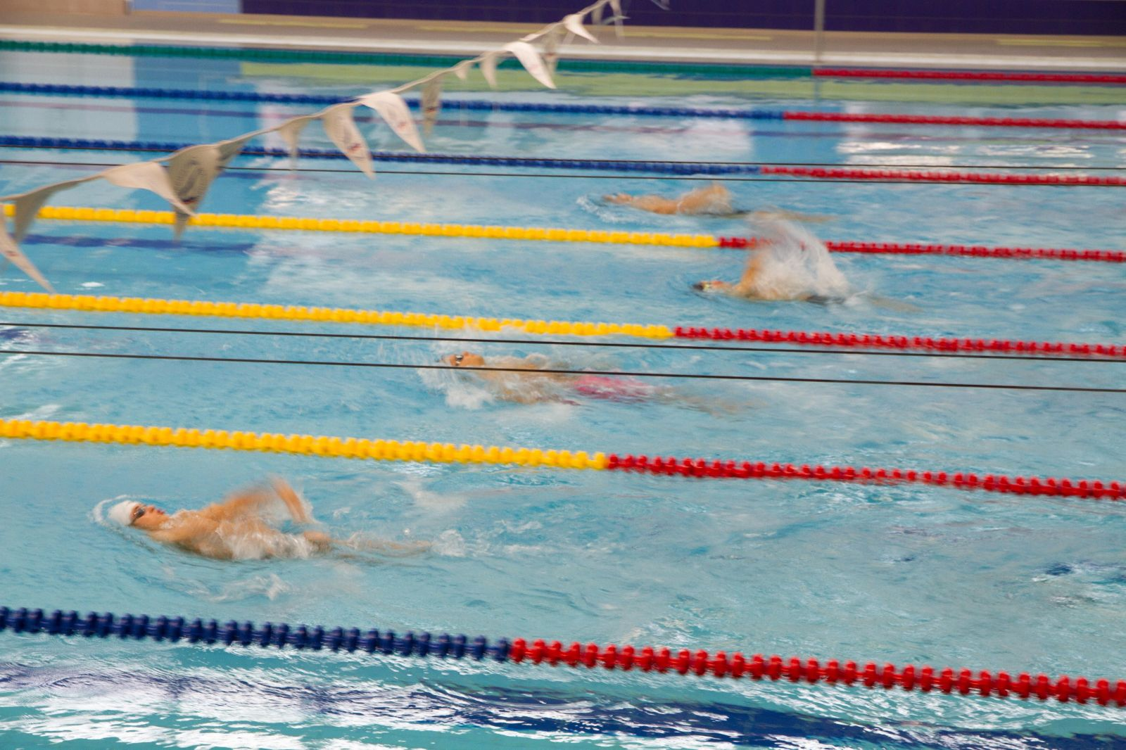 Спортсмены из 35 регионов страны поведут борьбу за медали первенства России по плаванию спорта лиц с ПОДА в г. Дзержинске