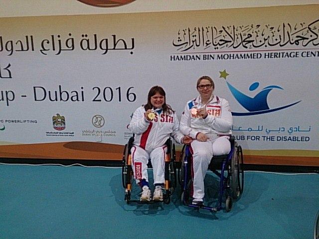 Вера Муратова выиграла Кубок мира по пауэрлифтингу, четыре россиянина стали призерами