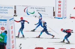 Станислав Чохлаев выиграл шестую гонку подряд на первом этапе Кубка мира по лыжным гонкам и биатлону в Тюмени