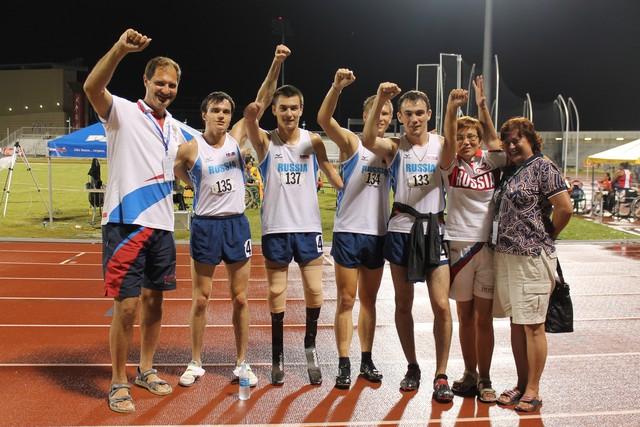 Российские спортсмены продолжают завоевывать медали на Всемирных молодежных играх IWAS (Международная спортивная федерация колясочников и ампутантов) в Пуэрто-Рико